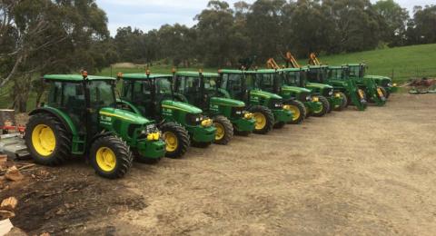 Tractor Fleet
