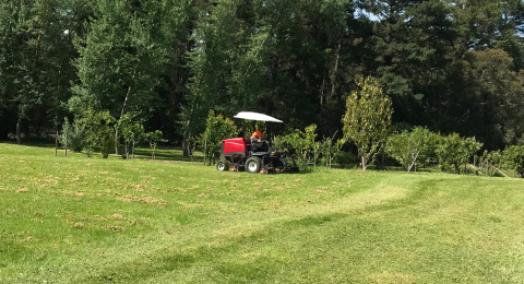 Acerage Mowing